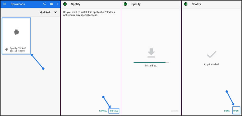 Spotify Premium Apk Download [100% Working Latest Mod]