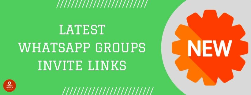 New 1500 Whatsapp Groups Link Collection!    2019 Active Groups - new whatsapp groups