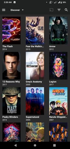 Netflix Mod APK Screenshot2