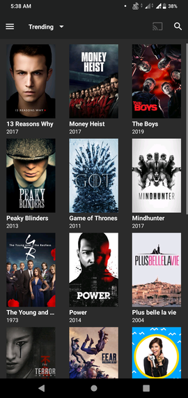 Netflix Mod APK Screenshot3