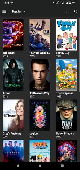 Netflix Mod APK Screenshot4